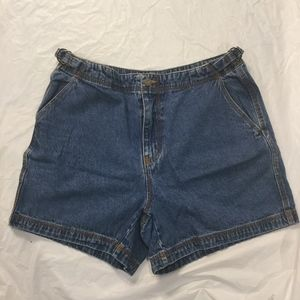 Bill Blass Denim Jeans Shorts